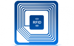 picture of RFID tag