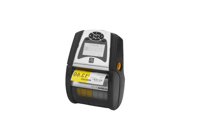 Zebra QL Mobile Printer - I B C  : I B C