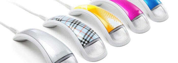 zebra scanners with different colours